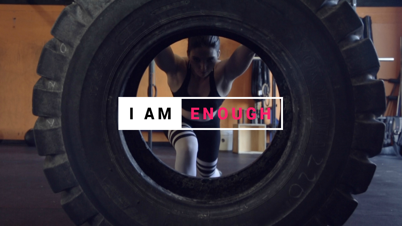 International Women's Day: #IAmEnough. We asked women to share their #IAmEnough moment to celebrate International Women's Day