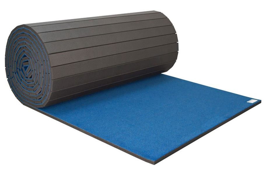 Roll out advanced gymnastics mats
