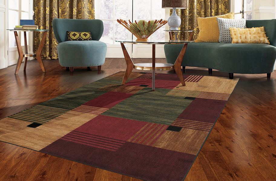 rectangle area rug for living rooom