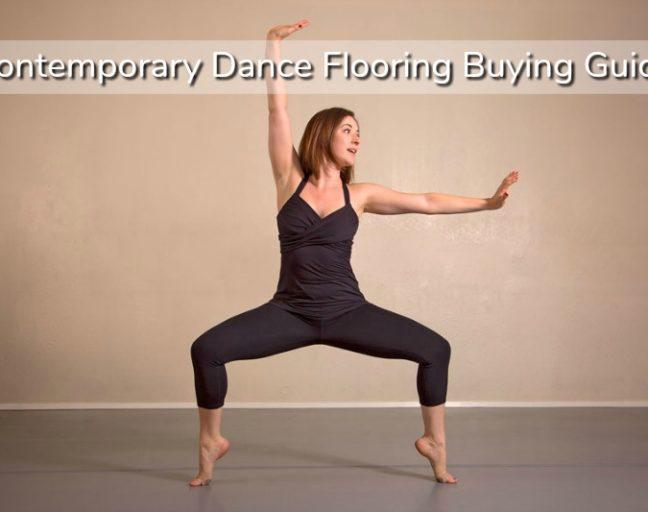 contemporary dance flooring
