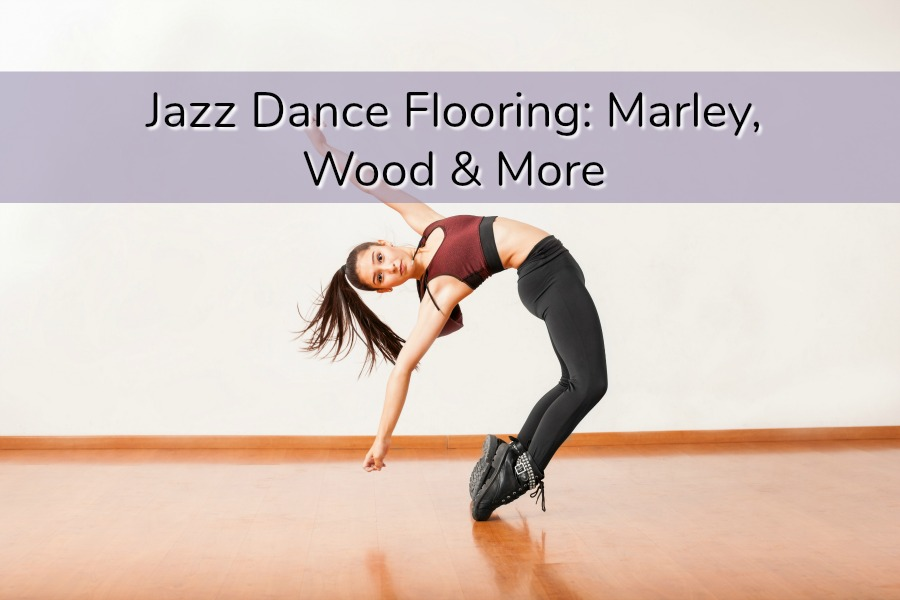 Jazz Dance Flooring