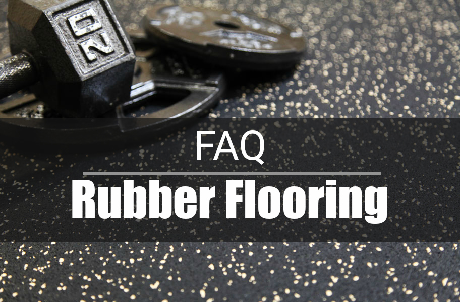 Rubber Flooring FAQs: Your Questions Answered. Find the answers to your top 13 questions about rubber flooring, including, price, cleaning and more.