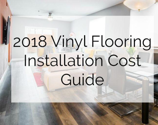 Vinyl Flooring Installation Cost Guide