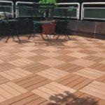 Naturesort Decking tiles