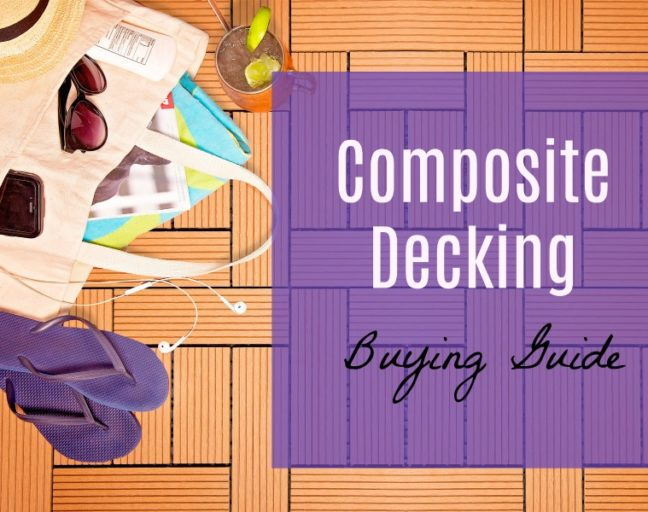 Looking for a backyard deck without all the hassle? Composite decking is the perfect solution! Learn everything you need to know in this Composite Decking Buying Guide.