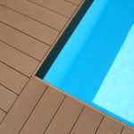 EP Decking Grooved Edge Lite Board