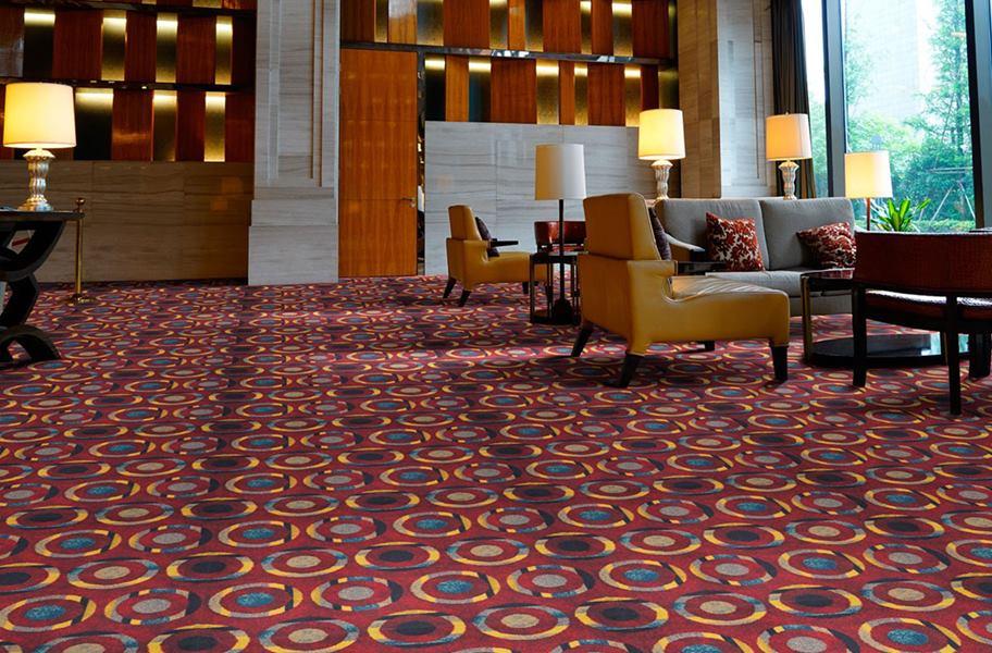 target home theater carpet