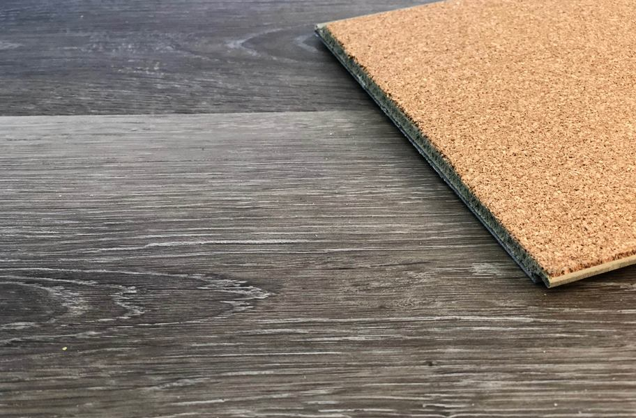waterproof vinyl flooring with cork underlayment
