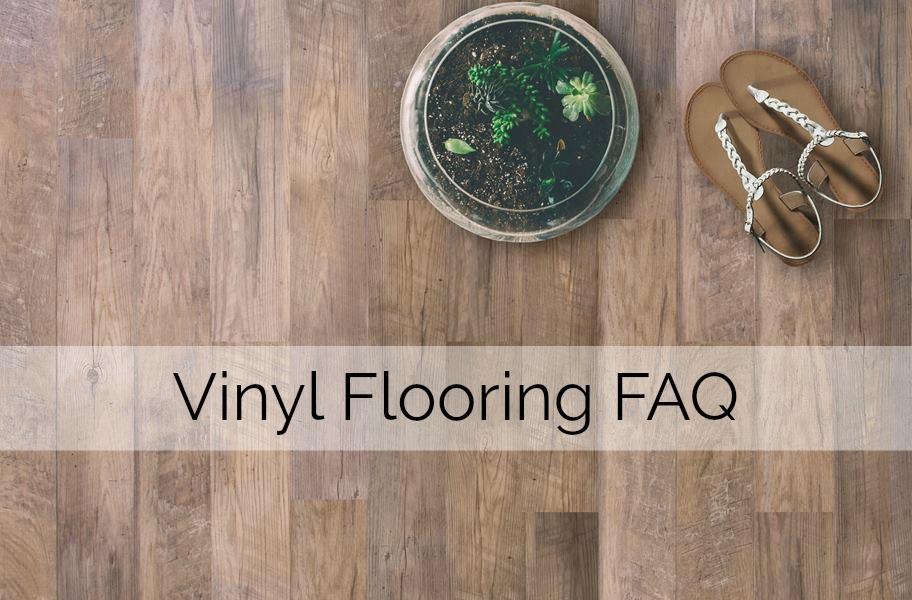 Vinyl Flooring FAQ