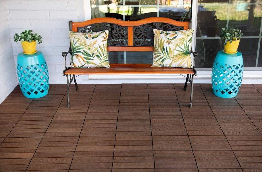 Composite decking buying guide: century outdoor tiles
