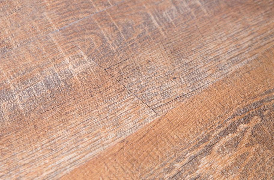 vinyl plank flooring rustic swatch