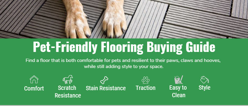 Pet-Friendly Flooring Buying Guide