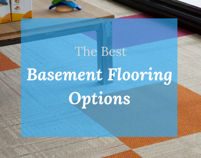 Basement flooring can be a tough nut to crack – do you need to have waterproof basement flooring? how much should it cost? will it look pretty?! – but you have more options than you think. We've got you covered with this list of the best basement flooring options.