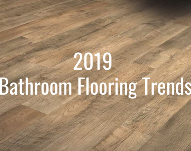 FlooringInc 2019 Bathroom Flooring Trends