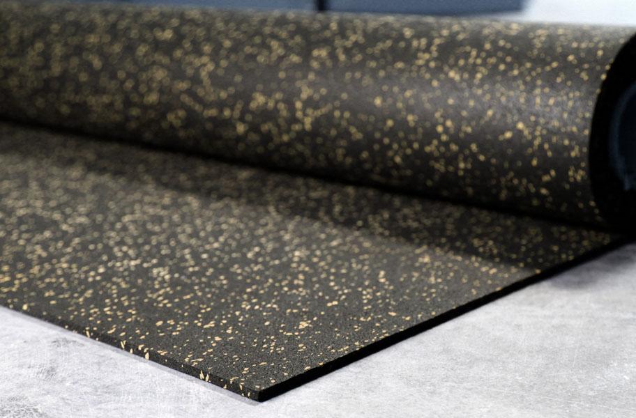 "FlooringInc 1/4"" 4'x10' Tough Mats to use as trailer flooring"