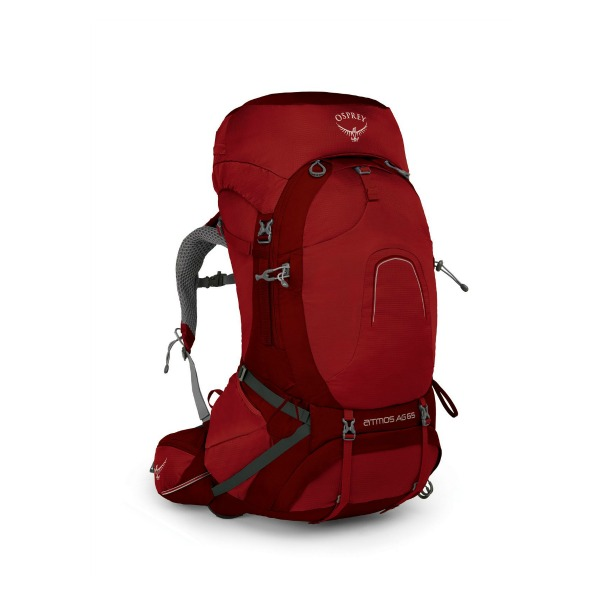 ospery hiking bag