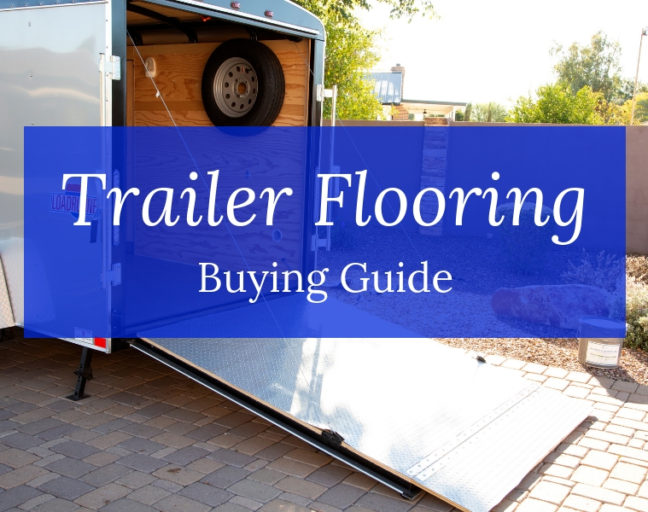 This Trailer Flooring Buying Guide will help you find the best type of flooring to fit your type of trailer. Whether you have a cargo, utility or livestock trailer or a mobile home, the best flooring will both look nice and hold up to your specific use. Use this guide to learn what kind of flooring works best for your trailer.