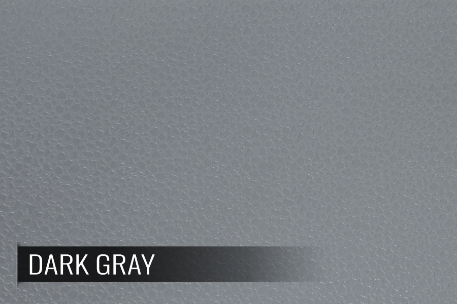 FlooringInc Smooth Flex Nitro Tiles in dark grey as trailer flooring