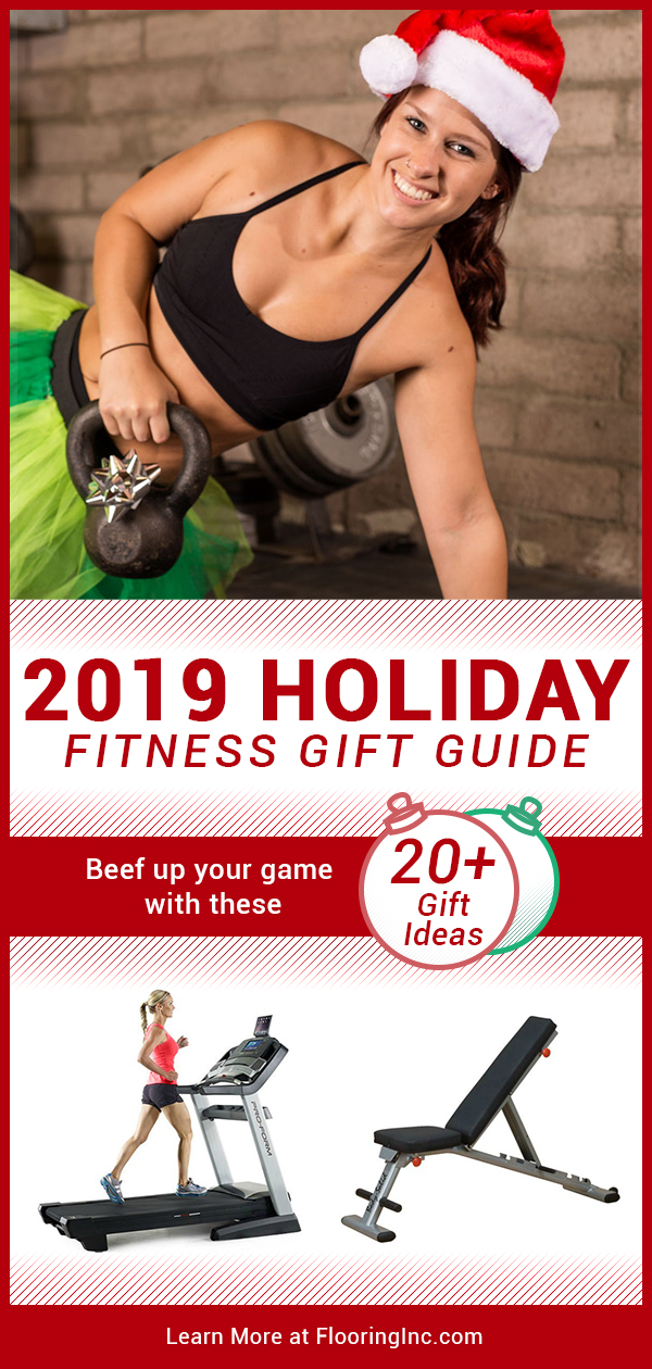 2019 Holiday Gift Guide for Fitness Lovers: Gather Inspiration with 20+ Ideas