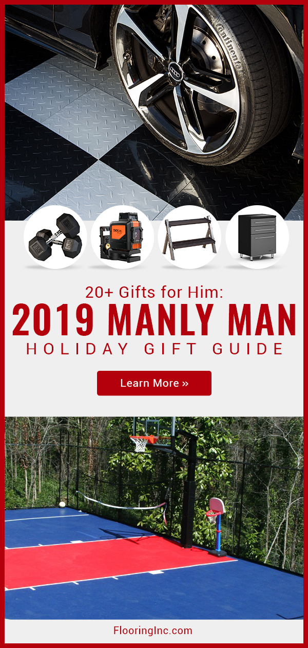 2019 Holiday Gift Guide for men: Gather Inspiration with 20+ Ideas