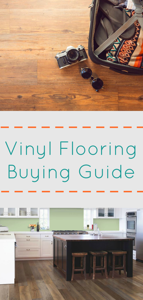 Vinyl Flooring Buying Guide: Find the best vinyl flooring for your space from vinyl that looks like wood to 100% waterproof options