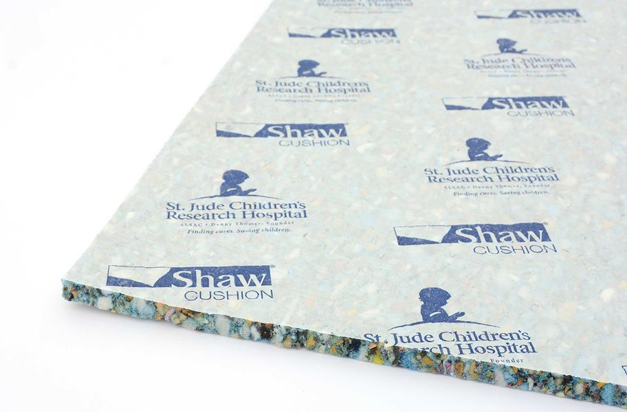 Rebonded foam carpet cushion
