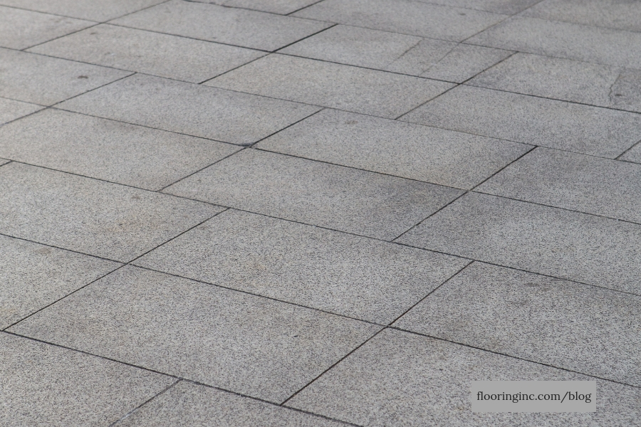 Porcelain pavers outdoor flooring trends