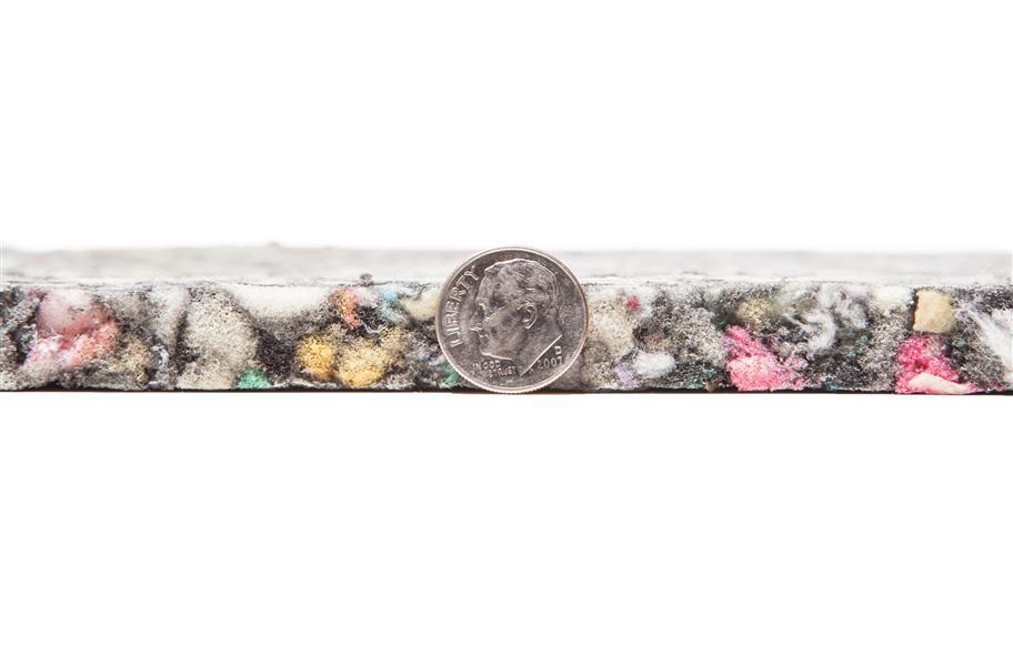 Carpet Padding Guide: rebonded foam carpet pad