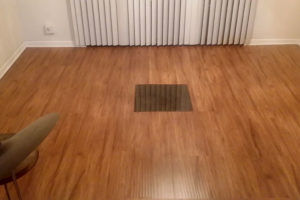 Bel Air Imperial Laminate flooring customer review in living room