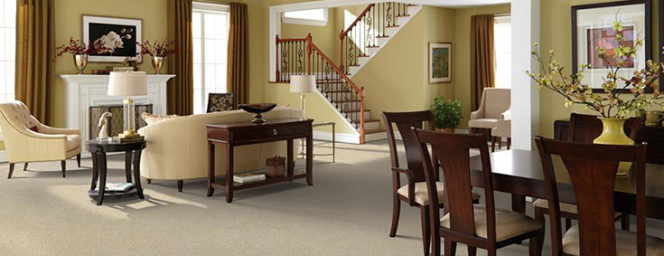 Flooring Inc 2020 Carpet Trends - carpet in residential setting