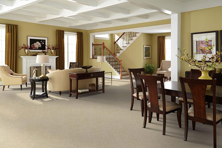 Flooring Inc 2019 Carpet Trends In Residential Setting