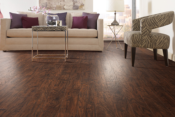 Flooring Inc 2019 Laminate Trends In Living Room Setting