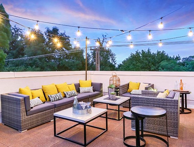 Flooring Inc 2019 Outdoor Flooring Trends - rooftop flooring