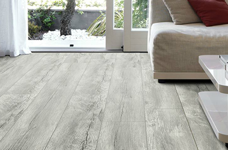 FlooringInc TimberCore laminate flooring in a living room setting