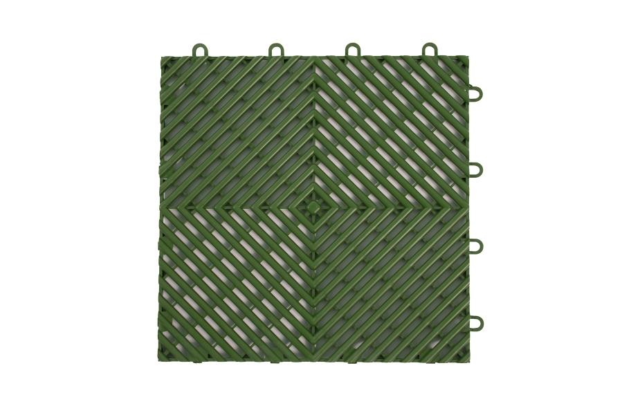 Vented Grip-Loc Tiles