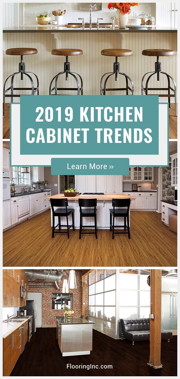 2019 Kitchen Cabinet Trends: 15+ Kitchen Cabinet Ideas ...