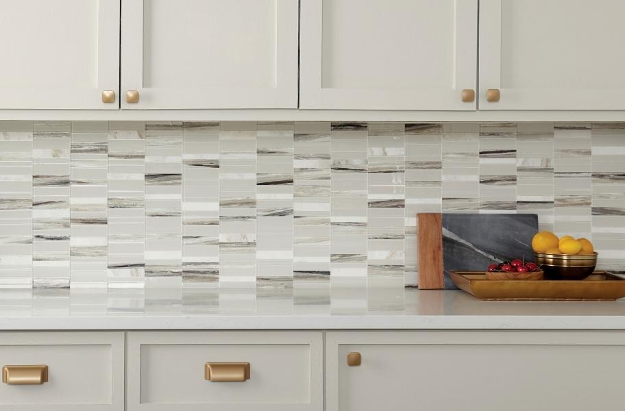 Copper kitchen cabinet fixtures