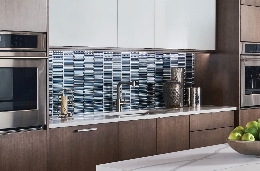 2021 Kitchen cabinet trends: Natural wood cabinets