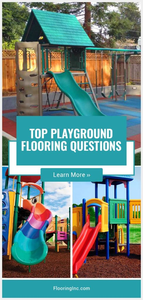 Deciding on the right playground flooring can be overwhelming. When children's safety is at stake, you want to be 100% sure about the product you purchase. Get all your playground flooring questions answered right here to make your decision easier.