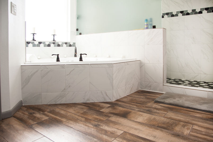 Best Bathroom Flooring Options Inc