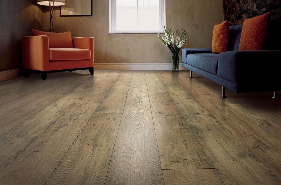2021 Wood Flooring Trends: Satin-finished wood flooring