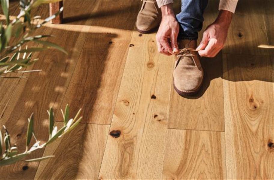 Wide Plank Engineered Wood