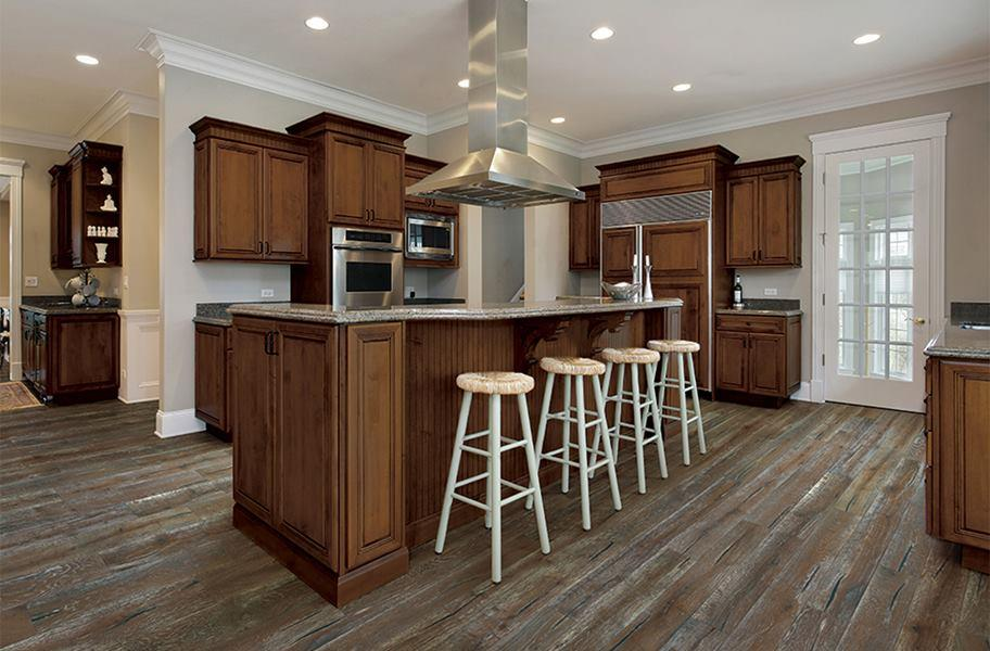 FlooringInc engineered wood floor in a kitchen setting