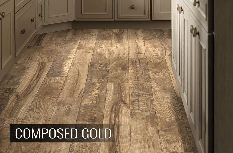 FlooringInc 2020 wood flooring trends: waterproof laminate flooring with a handscraped texture