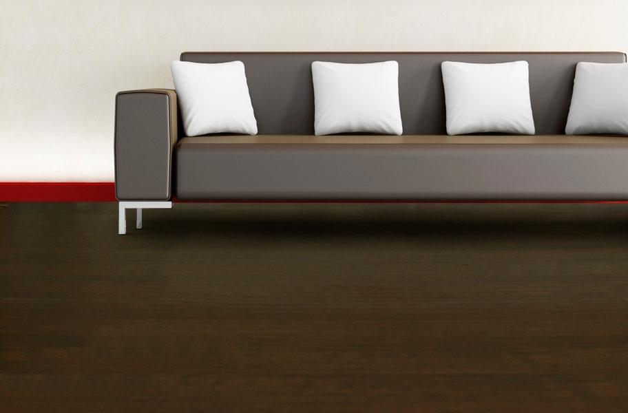 FlooringInc 2020 wood flooring trends: smooth wood-look laminate flooring