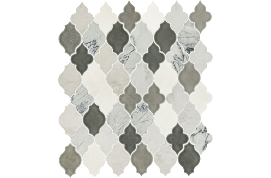 Tile Flooring Trends: Daltile Raine Mosaic