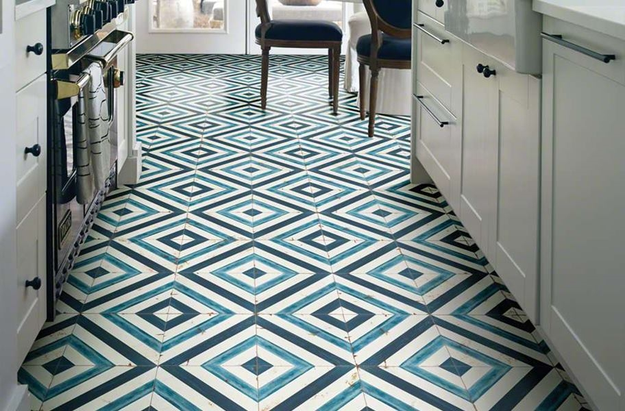 Floor Tile Trends: Shaw Islander 8 x 8