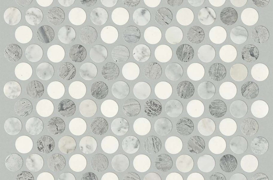 Floor Tile Trends: Shaw Chateau Geometrics Natural Stone Tile