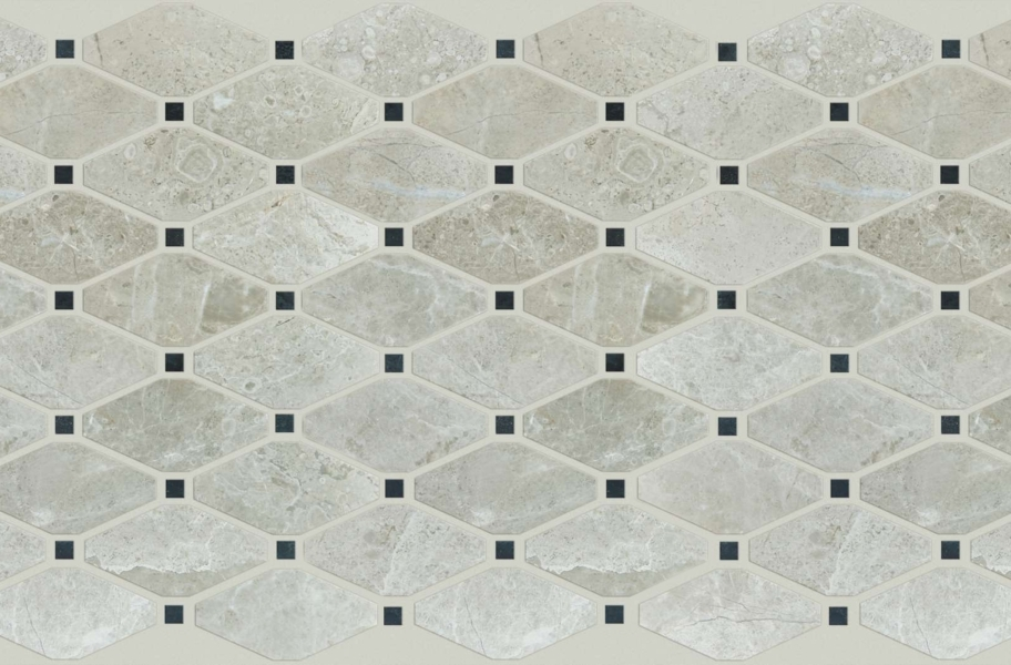 Floor Tile Trends: Shaw Rio Natural Stone Mosaic