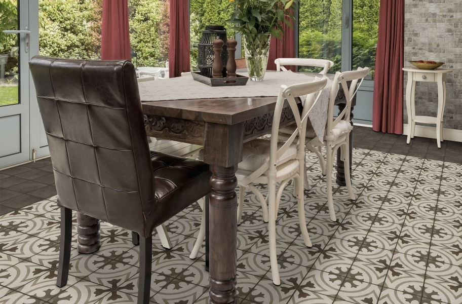 Tile Flooring Trends: Daltile Quartetto